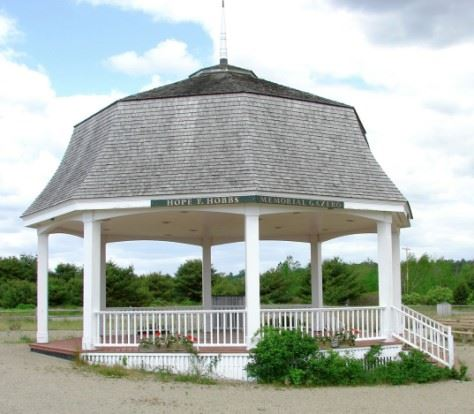 Wells Gazebo by Jacques Trempe for news