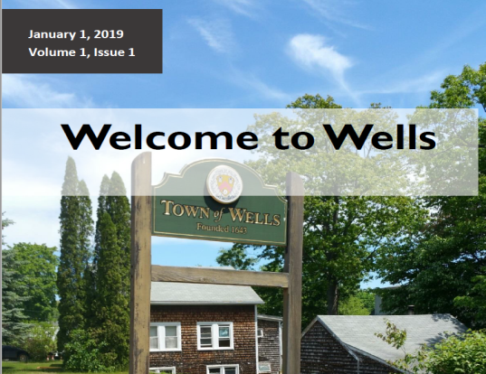 Welcome to Wells Guide for news