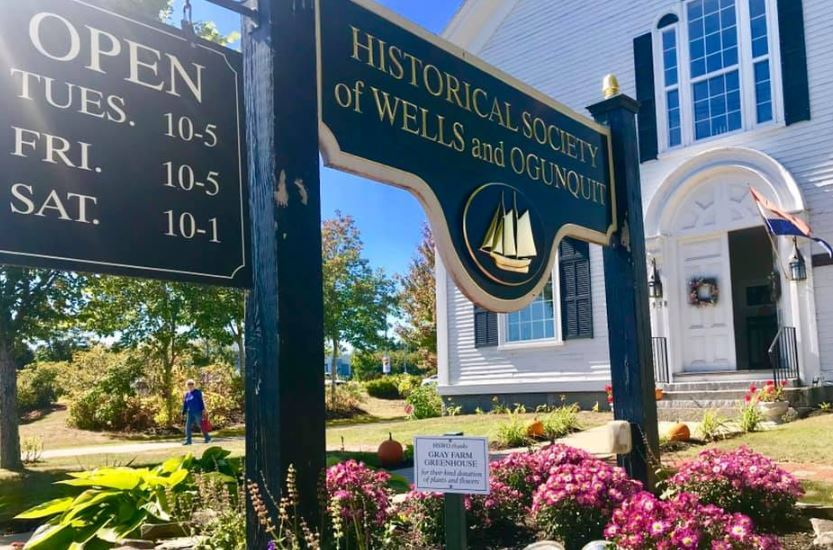 Historical Society of Wells and Ogunquit Image